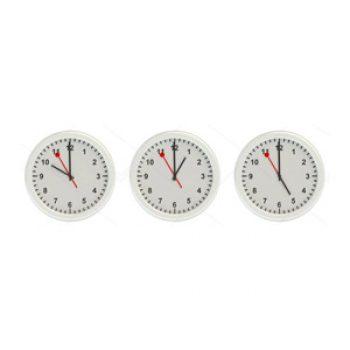 cbf9f49f89f Relógio de Parede com horário mundial – Relmaq